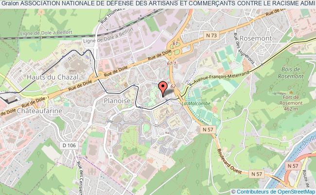 plan association Association Nationale De DÉfense Des Artisans Et CommerÇants Contre Le Racisme Administratif (andac Cra)