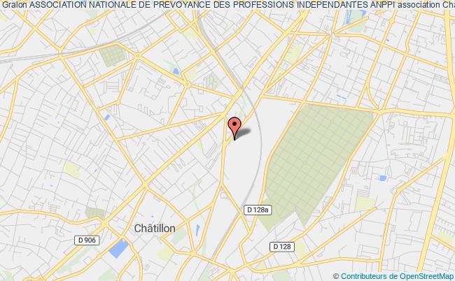 plan association Association Nationale De Prevoyance Des Professions Independantes Anppi Paris