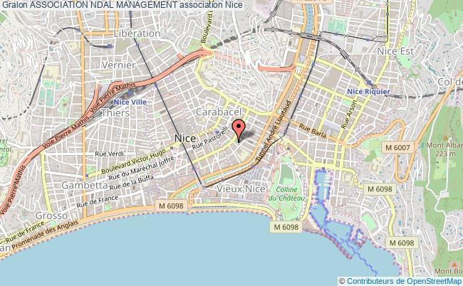 plan association Association Ndal Management Nice