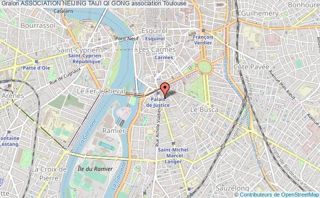 plan association Association Neijing Taiji Qi Gong Toulouse