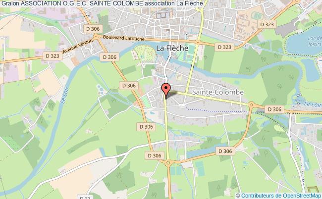 plan association Association O.g.e.c. Sainte Colombe