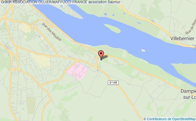 plan association Association Ollier/maffucci France
