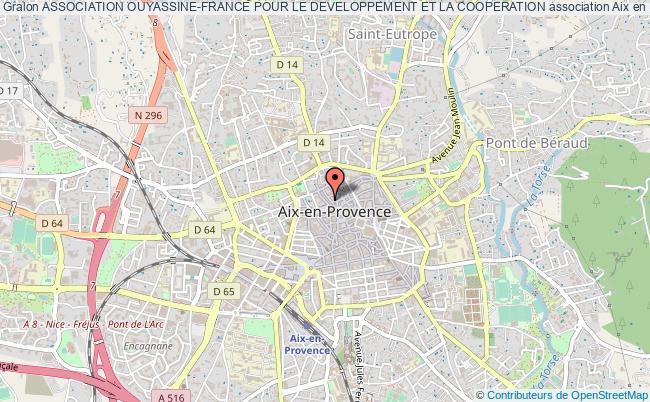 plan association Association Ouyassine-france Pour Le Developpement Et La Cooperation