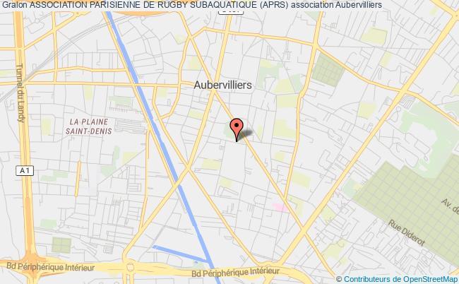 plan association Association Parisienne De Rugby Subaquatique (aprs)