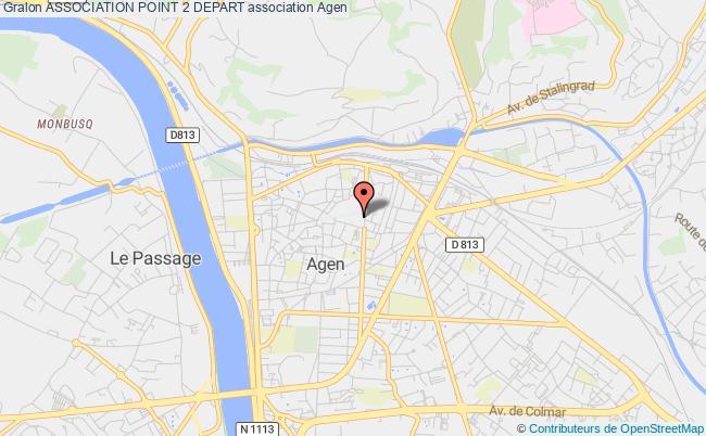 plan association Association Point 2 Depart