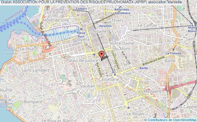 plan association Association Pour La Prevention Des Risques Prud'homaux (aprp)