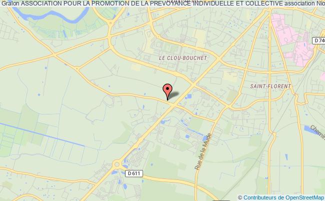 plan association Association Pour La Promotion De La Prevoyance Individuelle Et Collective