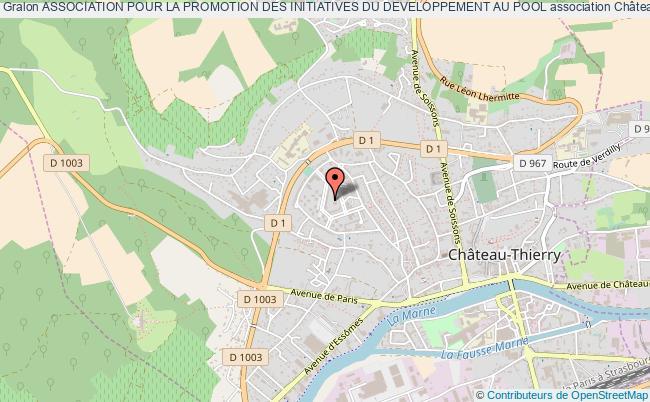 plan association Association Pour La Promotion Des Initiatives Du Developpement Au Pool