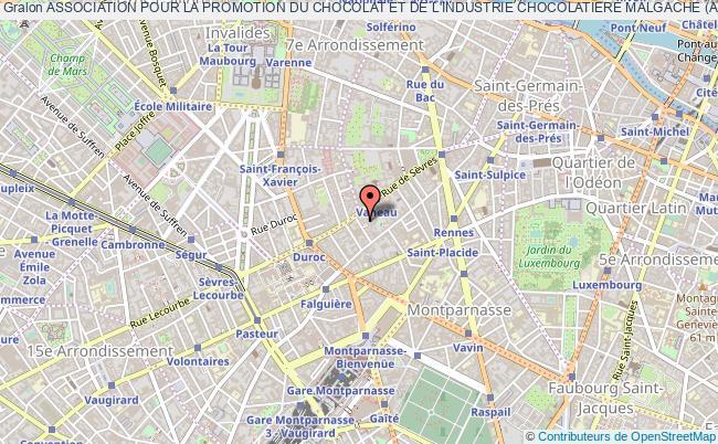 plan association Association Pour La Promotion Du Chocolat Et De L'industrie Chocolatiere Malgache (apc Icm)