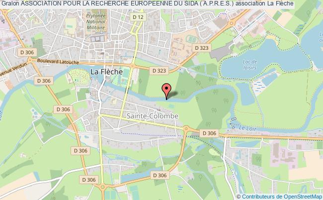 plan association Association Pour La Recherche Europeenne Du Sida ( A.p.r.e.s.)