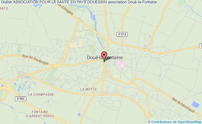 plan association Association Pour La SantÉ En Pays Douessin