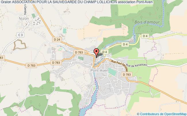 Association Pour La Sauvegarde Du Champ Lollichon