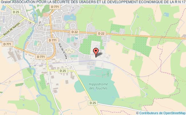 plan association Association Pour La Securite Des Usagers Et Le Developpement Economique De La R N 171