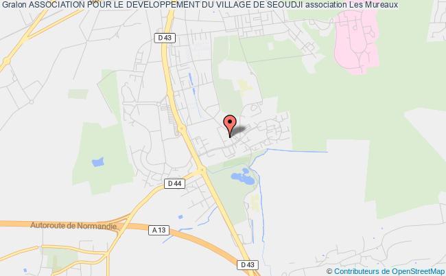 plan association Association Pour Le Developpement Du Village De Seoudji Les   Mureaux