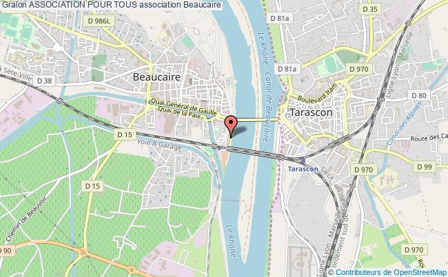 plan association Association Pour Tous