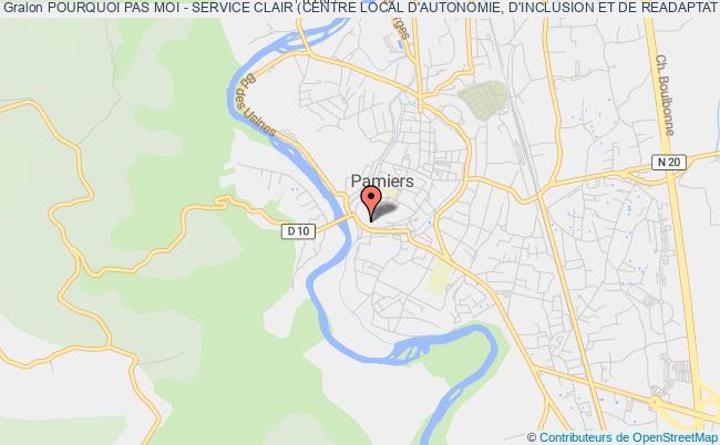 plan association Association Pourquoi Pas Moi (appm)