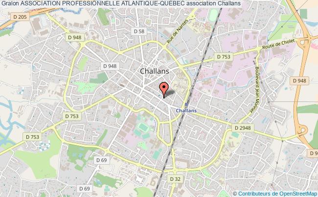 plan association Association Professionnelle Atlantique-quÉbec