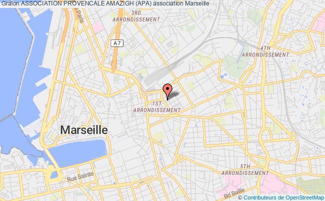 plan association Association Provencale Amazigh (apa)
