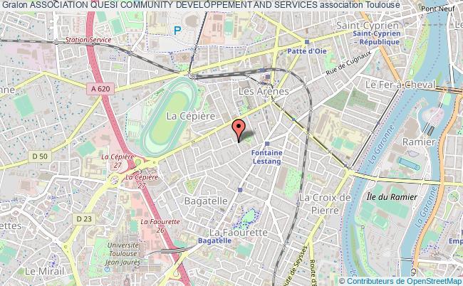 plan association Association Quesi Community Developpement And Services