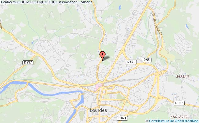 plan association Association Quietude Lourdes