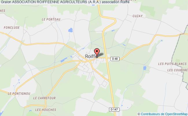 plan association Association Roiffeenne Agriculteurs (a.r.a.)