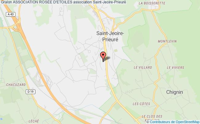 plan association Association RosÉe D'etoiles