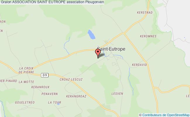 plan association Association Saint Eutrope