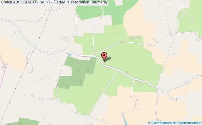 plan association Association Saint-germain Daumeray