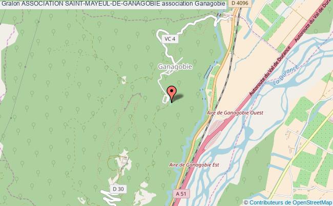 plan association Association Saint-mayeul-de-ganagobie