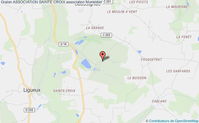 plan association Association Sainte Croix
