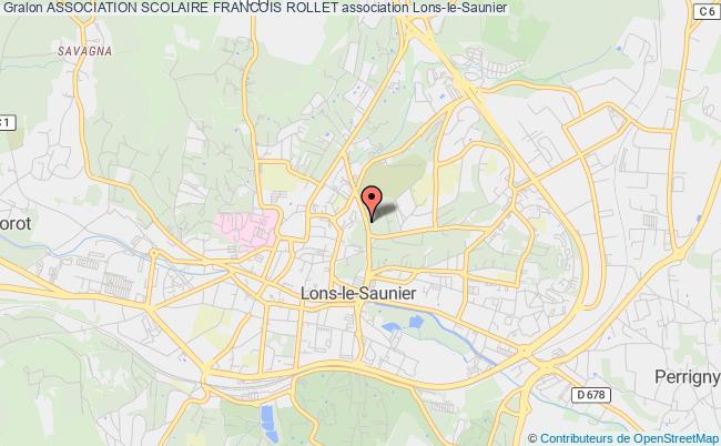plan association Association Scolaire Francois Rollet