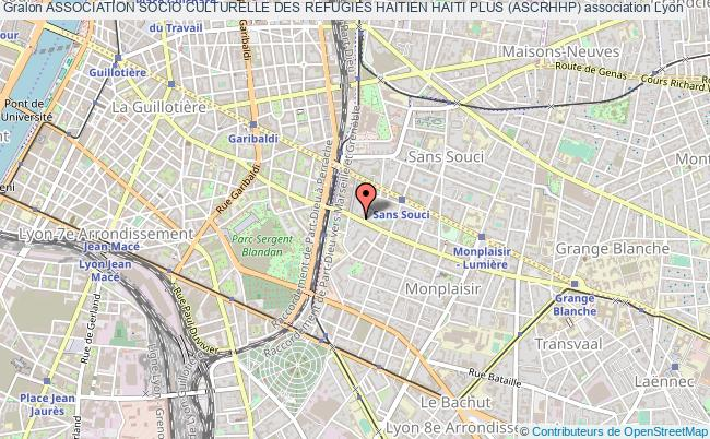 plan association Association Socio Culturelle Des Refugies Haitien Haiti Plus (ascrhhp)
