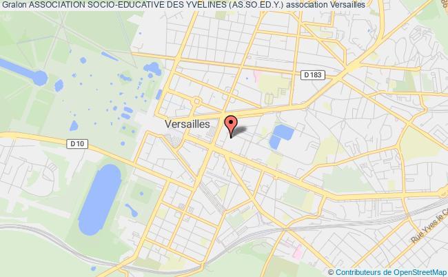 plan association Association Socio-educative Des Yvelines (as.so.ed.y.)
