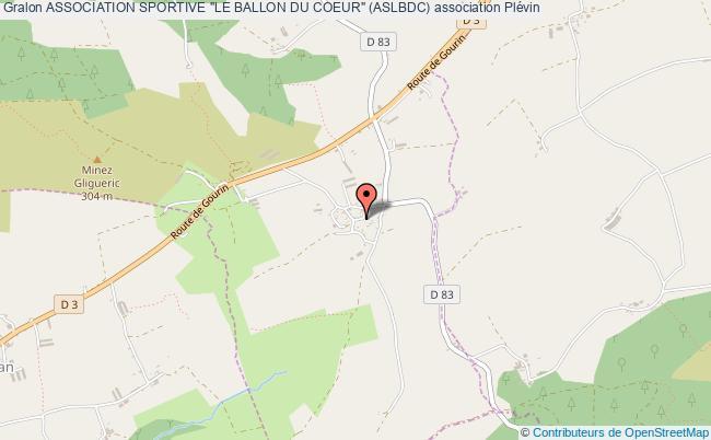 "plan association Association Sportive ""le Ballon Du Coeur"" (aslbdc)"