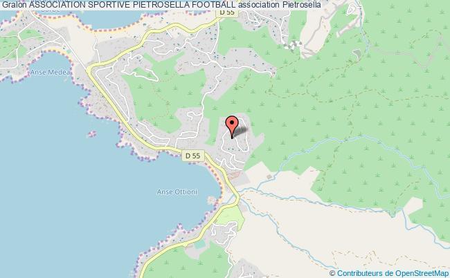 plan association Association Sportive Pietrosella Football