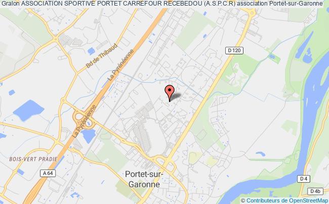 plan association Association Sportive Portet Carrefour Recebedou (a.s.p.c.r)