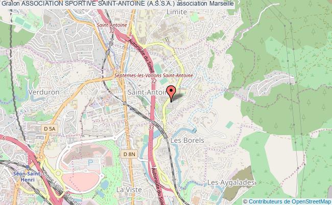 Association Sportive Saint Antoine A S S A Association Biens