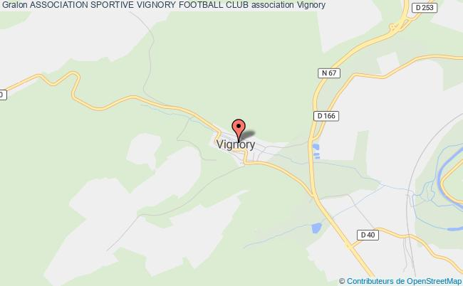 ASSOCIATION SPORTIVE VIGNORY FOOTBALL CLUB