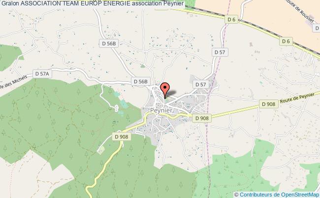 plan association Association Team Europ Energie