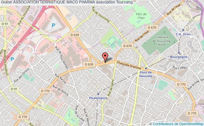 plan association Association Tennistique Maco Pharma