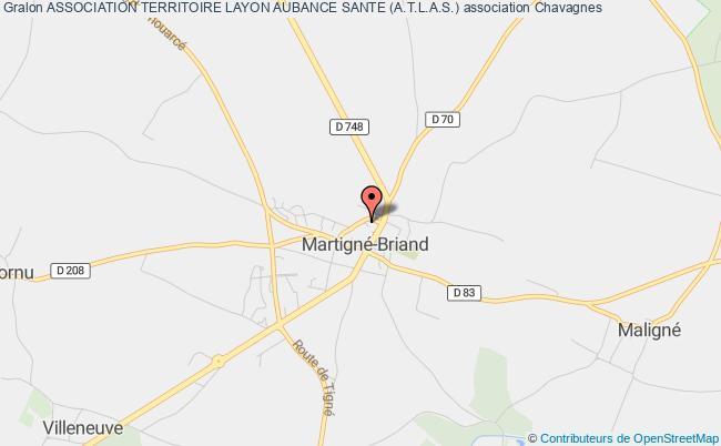 plan association Association Territoire Layon Aubance Sante (a.t.l.a.s.)