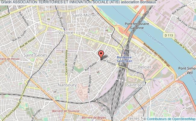 plan association Association Territoires Et Innovation Sociale (atis)