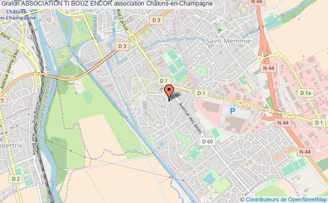 plan association Association Ti Bouz Encor
