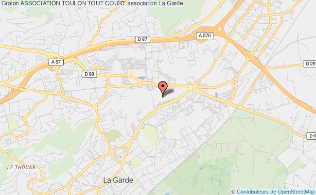 plan association Association Toulon Tout Court