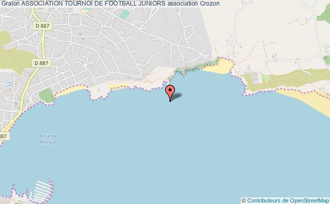 plan association Association Tournoi De Football Juniors