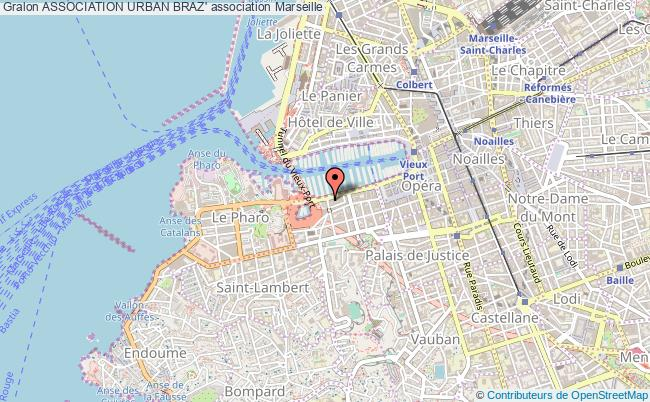 plan association Association Urban Braz'