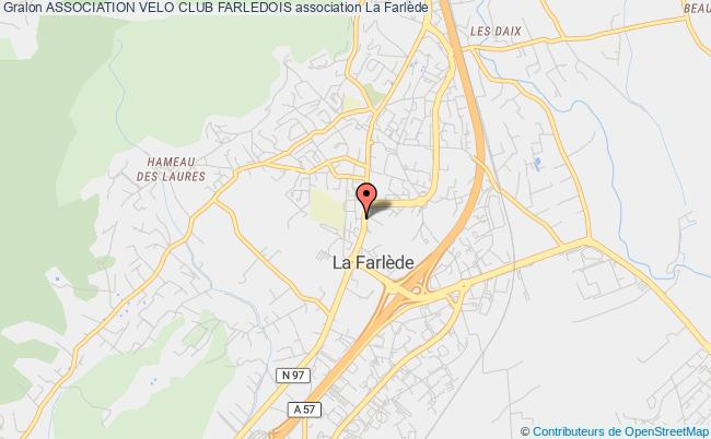 plan association Association Velo Club Farledois