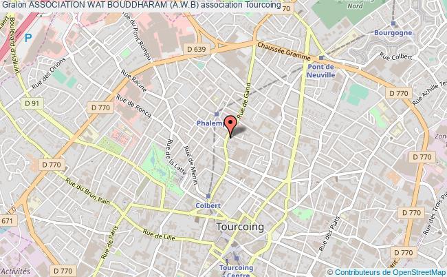 plan association Association Wat Bouddharam (a.w.b)