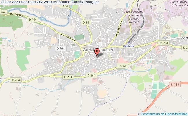 Presentation Association Zikcard Carte De Visite Referencement