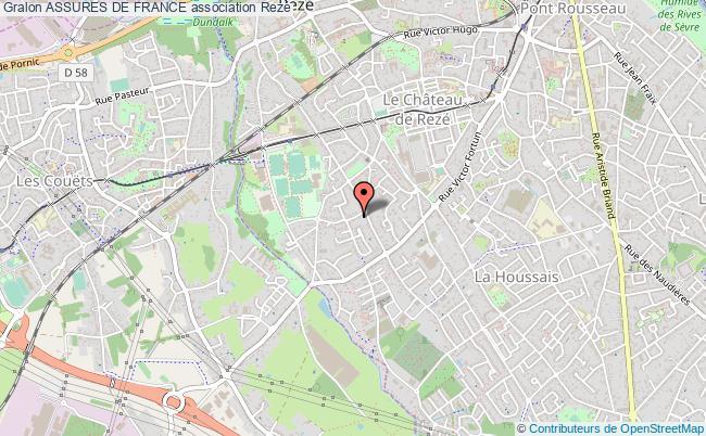 plan association Assures De France